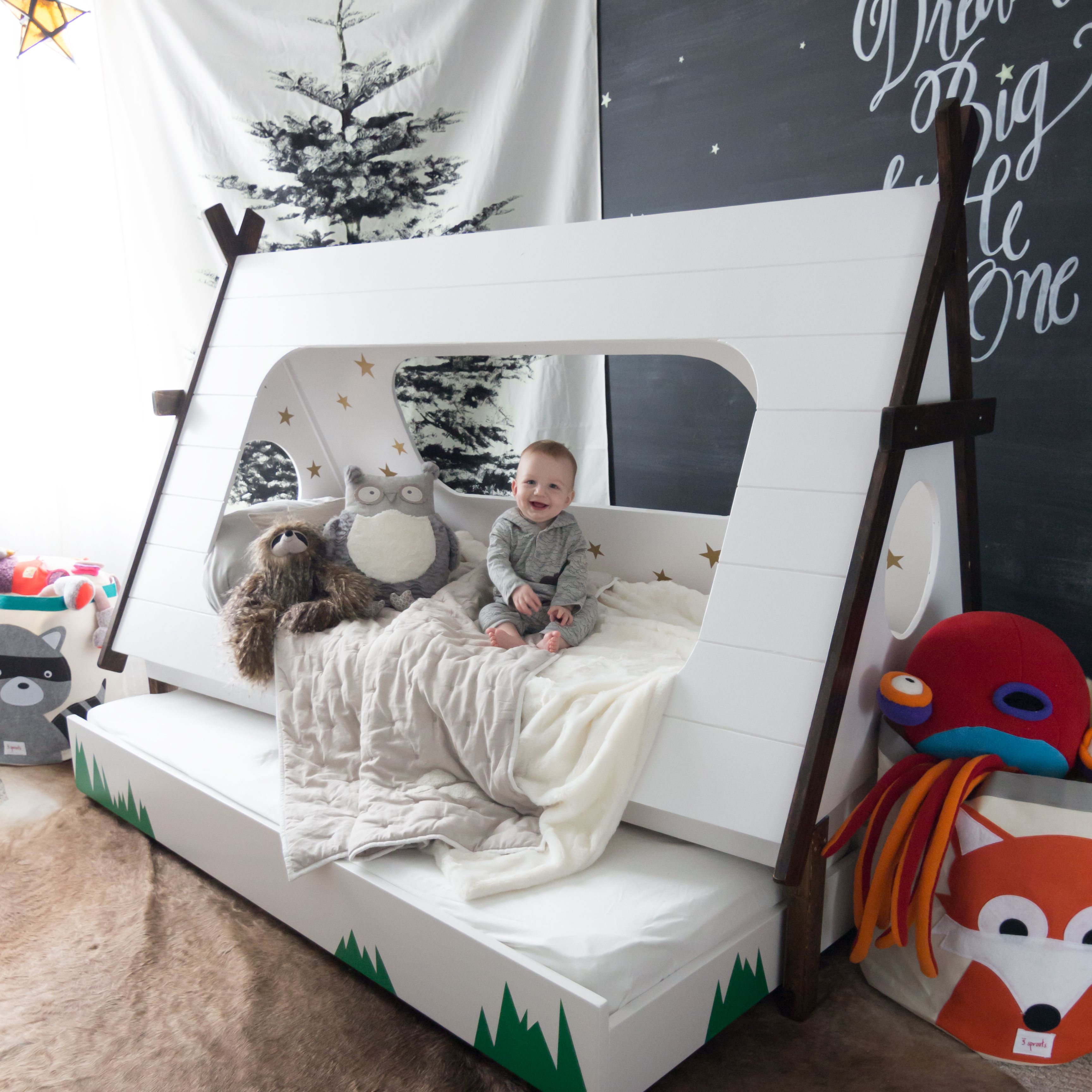 Cool Diy Kids Beds Happy Baby